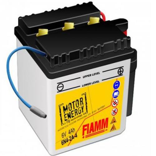 FIAMM 6N4-2A-4 FLOODED 6V 4AH 7904464