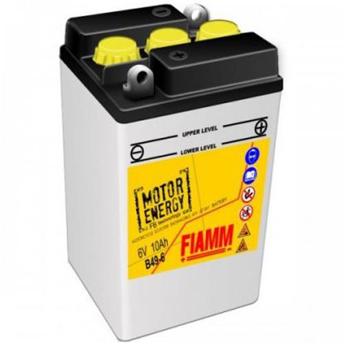 FIAMM B49-6 FLOODED 6V 10AH 7904467