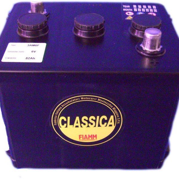 FIAMM CLASSICA 3AM6F 6V 82AH