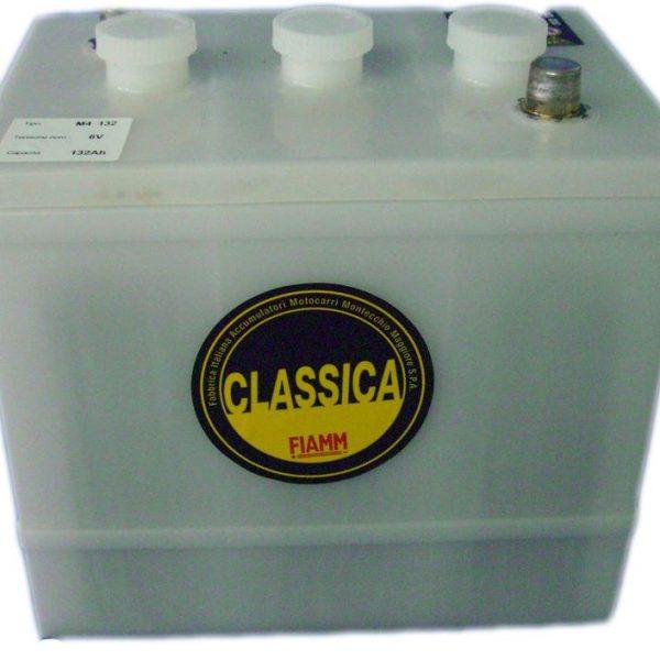 FIAMM CLASSICA M4 132 6V 132AH 912406