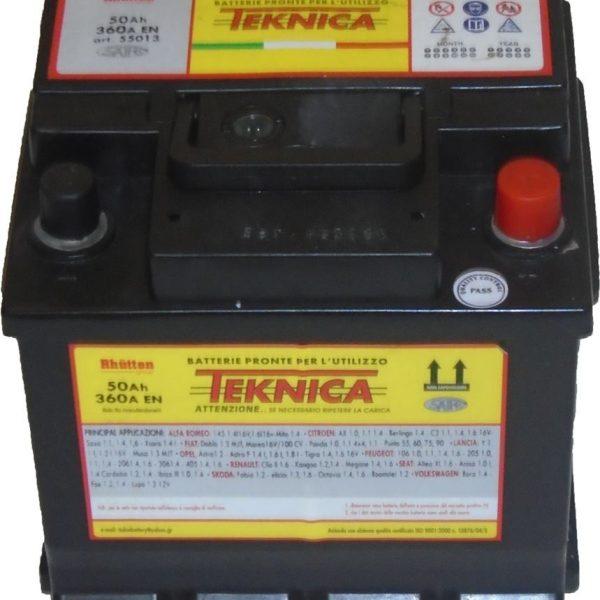 TEKNICA 50AH 55013T