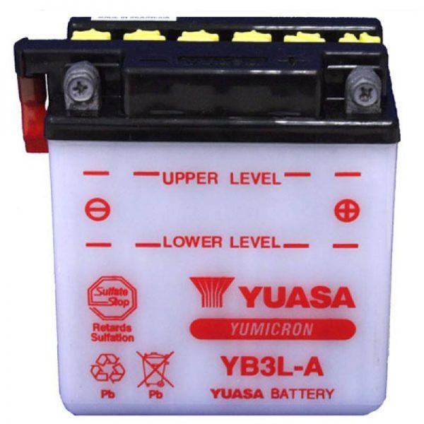YUASA YB3L-A