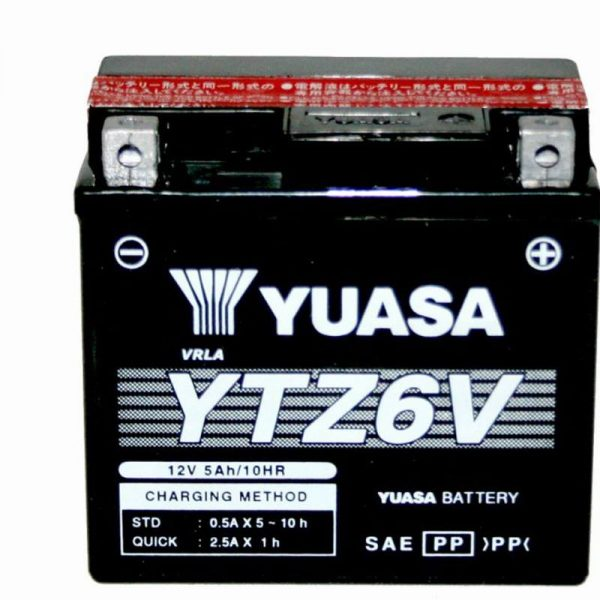YUASA YTZ6V ΜΕ ΥΓΡΑ