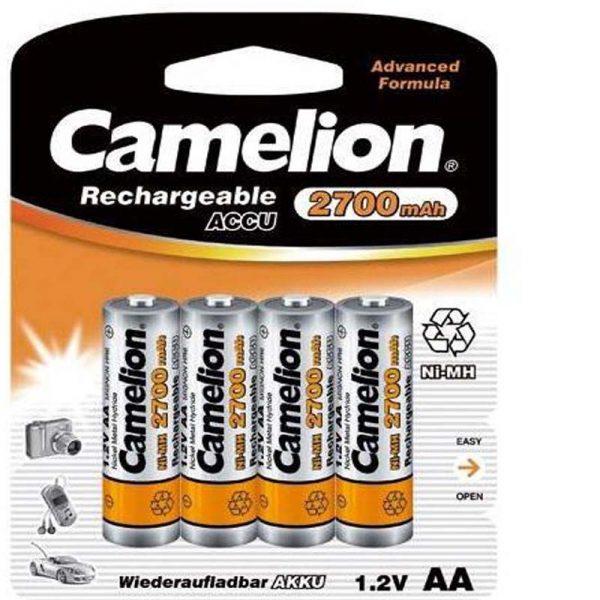 CAMELION 2700MAH CAM-NHAA27-4