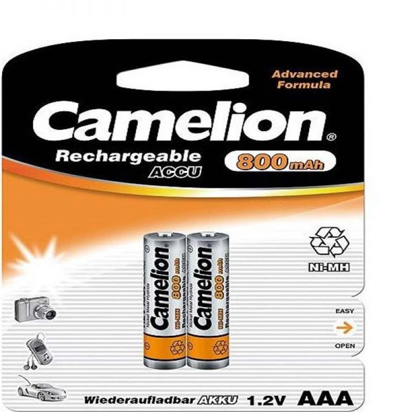 CAMELION 800MAH CAM-NHAAA8-2