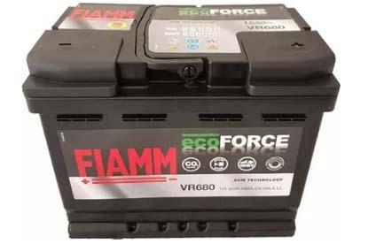 FIAMM ECOFORCE AGM VR680 60AH L2