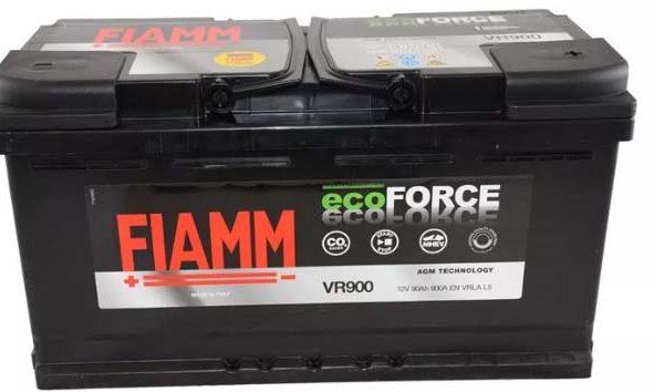 FIAMM ECOFORCE AGM VR900 90AH L5