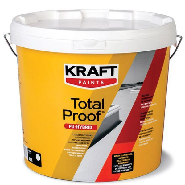 KRAFT TOTAL PROOF PU HYBRID